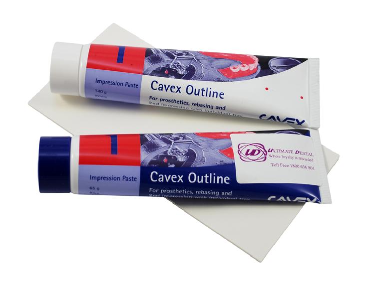 Cavex Zinc Oxide Paste